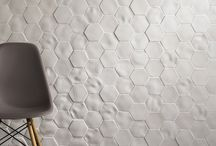 Texture is Key / For the love of Texture! Walls and floors that you can't help but reach out and touch.