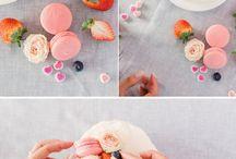 Torten /Kuchen dekorieren