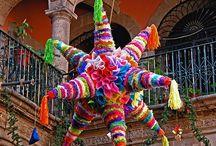 Piñata Mexicaine