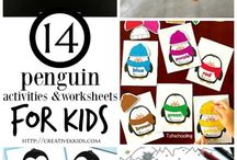 Penguins We Love / If you know someone who loves penguins, this board covers everything from crafts, gifts, cute pictures and more!