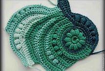 Crochet & tricot/macrame
