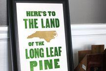 North Carolina we love