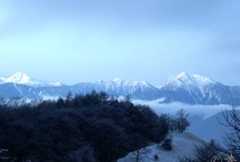 Mountain-山-