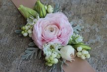 C + J Wedding Flowers / by Jamie Vallee