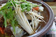 Korean food - Cucina Coreana / A collection of dishes, recipes and pictures of this wonderful country Una galleria di ricette e piatti di questa salutare e gustosa cucina