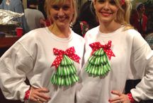 ugly sweater party / by Mindy Whitecotton