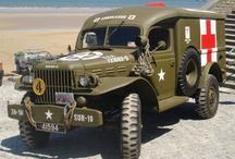 Military - Vehicles / by John Kowalski