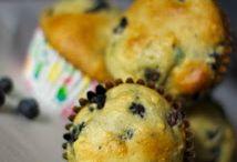 Low fat baking / by Pauline McKone