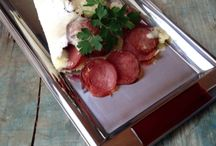 Tapiocas recheadas / A gente dá dica de sabores para tornar seus momentos na cozinha mais práticos.