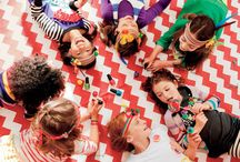 Family Fun / Fun activities to share and engage with the little students in your life.
