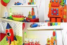 Kid Birthday Ideas / by Anna Sebastian