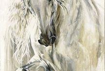 Картины Лошадь