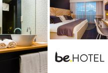 Be Hotel / #interior #design