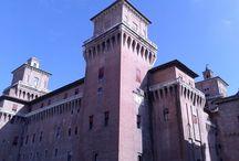 Ferrara e Comacchio Comocuore 17 e 18 ottobre