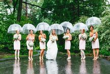 If it rains and pors - Wedding