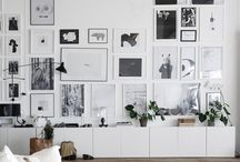 Gallery on the wall