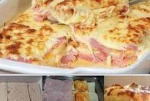 Pizze, tosty, tortille, naleśniki, ciasto francuskie