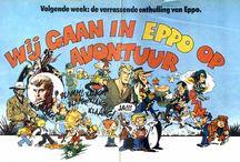 Eppo stripblad - jeugdsentiment