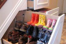 Organizzare spazi casa