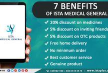 7 #Benefits of #Ista #Medical #General #ISTA #Medical #General