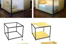 кровать офис