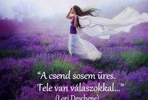 """idézetek / quotes, and """"sayings"""" for a happier life"""