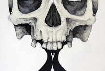 Illustration / by Aujan Rattley