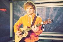 Give Me Love like Ed Sheeran / by Jaquelin Arvizo
