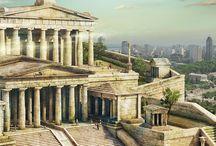 meraviglie del mondo (antico e moderne)