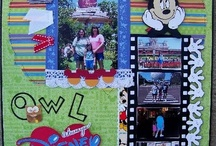 Scrapbooking Pages-Disney