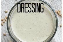 Vegan dressing