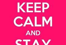keep calm n pin it
