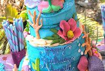 Little Mermaid/Under the Sea Party  / by Lauren Boe