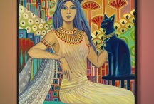 Fantasy : Mythology : Egyptian