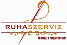 RUHASZERVIZ