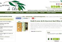 Click & Collet: Compra online y recoge gratis en nuetra tienda / Comprar aceite de oliva virgen extra online y ven a recogerlo gratis en la tienda de Las Rozas de Madrid.