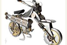 Watch cross motorbikes / Sold