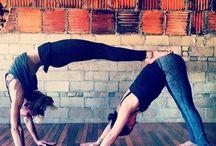 pairs yoga