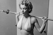 Marilyn photo by André de Dienes