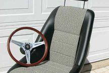 car seat interiors