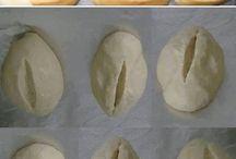 Pan francés casero