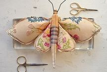 Inspirational ideas / Textile art