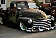 muscle car & hot rod