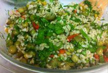 Recipes / Healthy nutrition
