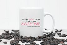 MUGS - For moms and dads