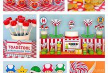 Fiesta súper Mario