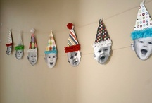 First Birthday Ideas / by Ginny Raymer