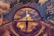 Señor de los anillos & El Hobbit