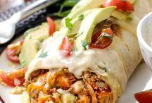 Mexikanische Rezepte • Mexican Recipes