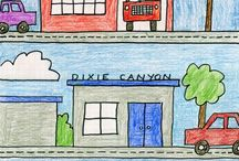COMMUNITY HELPERS & BUILDINGS - The City, town, etc. resources and ideas